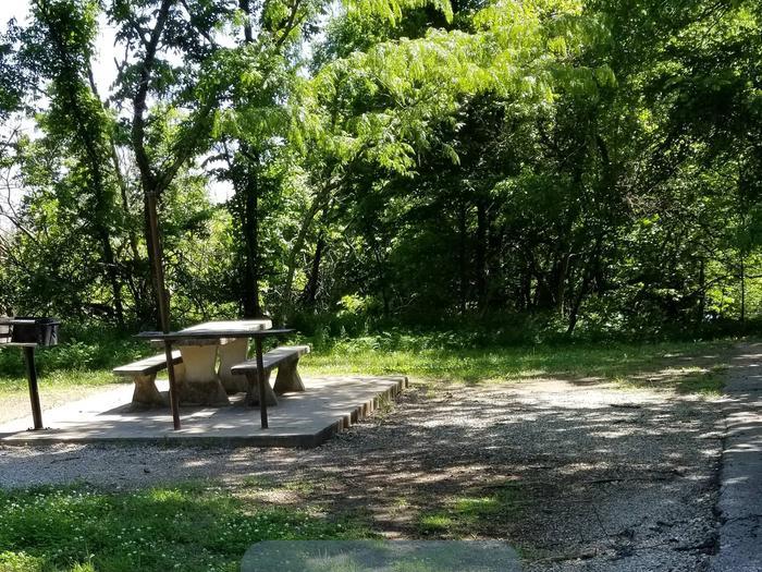Mound Valley Site #84  30 amp