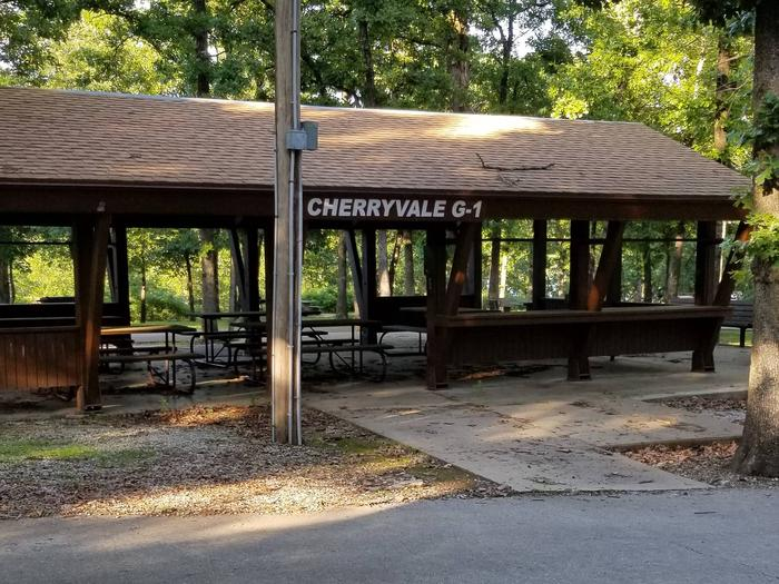 Cherryvale Group Shelter #1