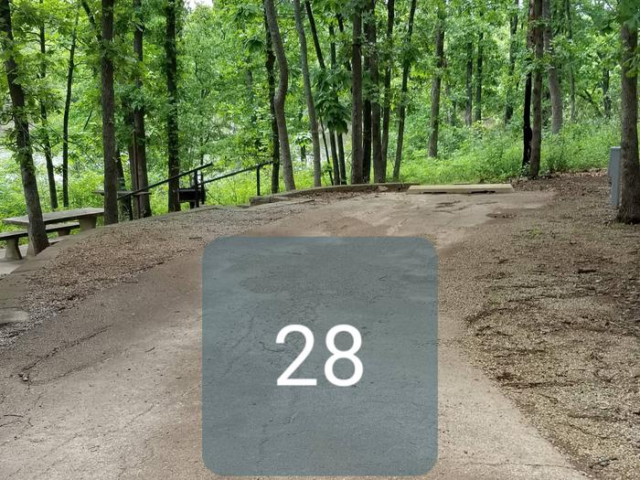 Mound Valley Site #28  30 amp
