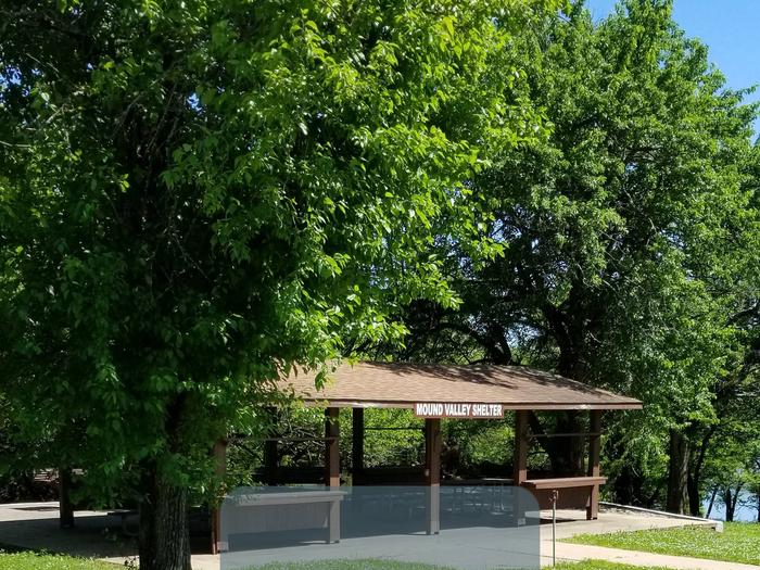 Mound Valley Group Shelter