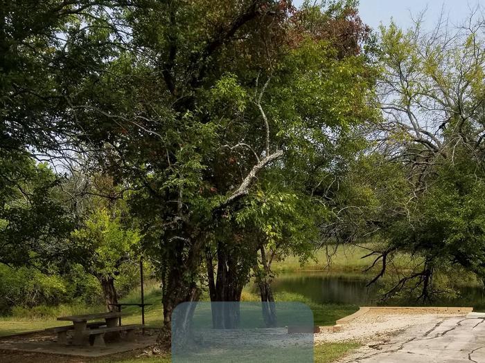 Mound Valley Site # 1 non-electric
