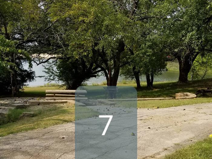 Mound Valley Site #7  non-electric