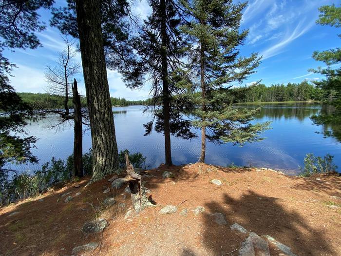 B3 - Brown LakeB3 - Brown Lake backcountry campsite
