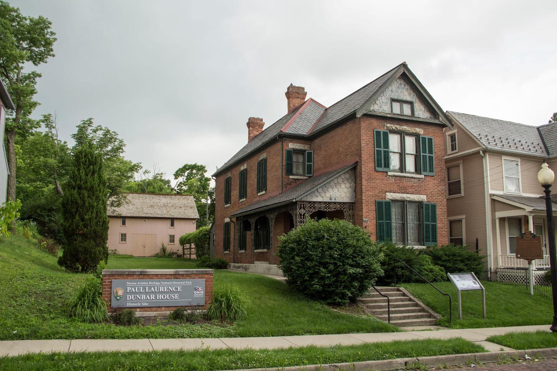 Paul Laurence Dunbar House Historic SiteThe Paul Laurence Dunbar House Historic Site in Dayton, Ohio.
