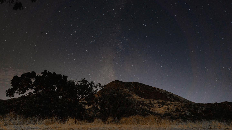 Paramount Ranch Night Sky