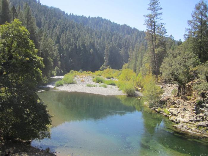 North Yuba River at Rocky Rest
