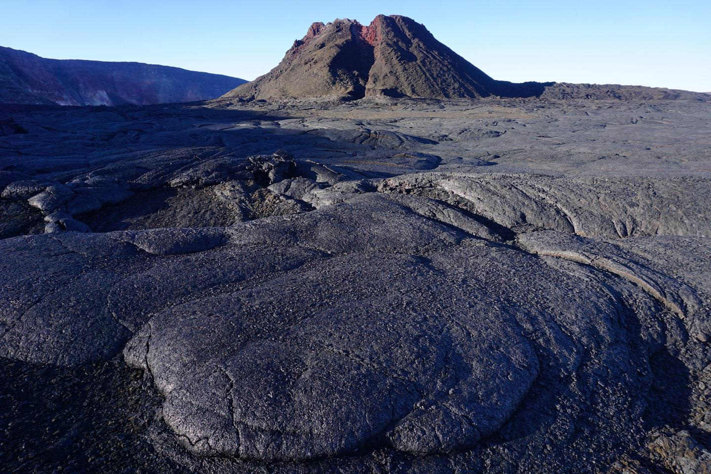Mauna Loa 1940 ConeMauna Loa, the largest active volcano on the planet, stands more than 13,000 feet above sea level