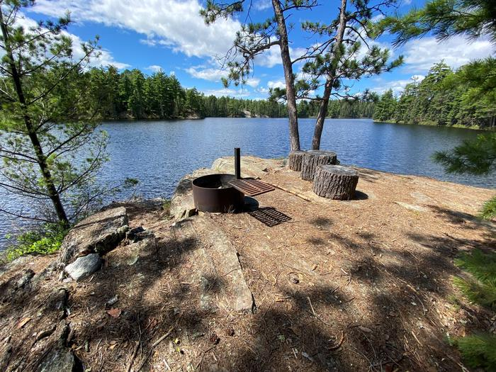 B18 - Ryan Lake backcountry campsite
