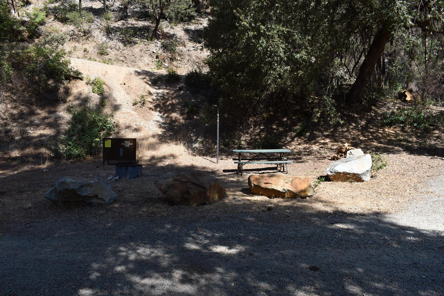 Peltier Bridge Campground