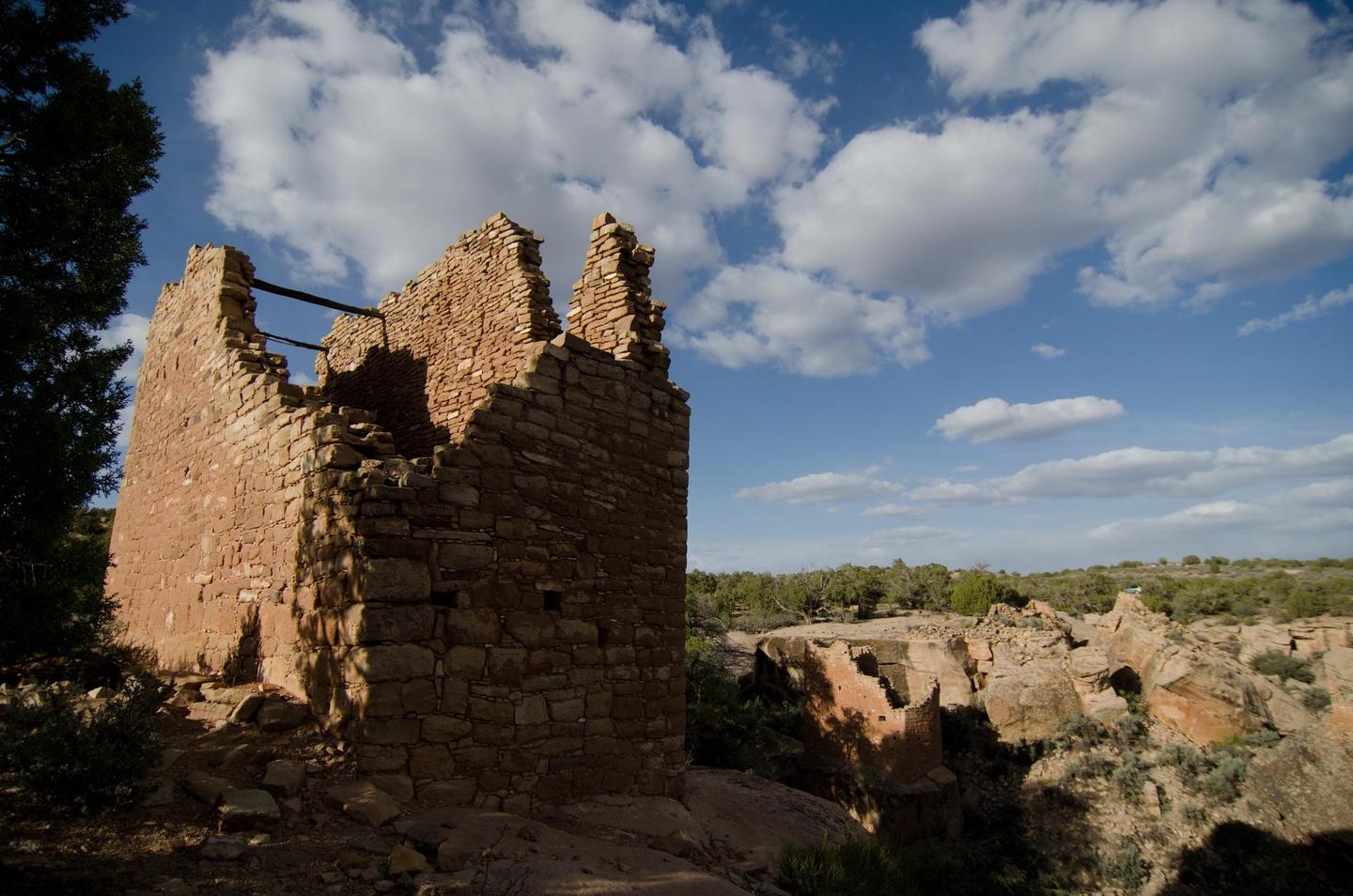 Holly GroupThe Holly Group is one of Hovenweep's outlying sites, but worth the drive or hike.