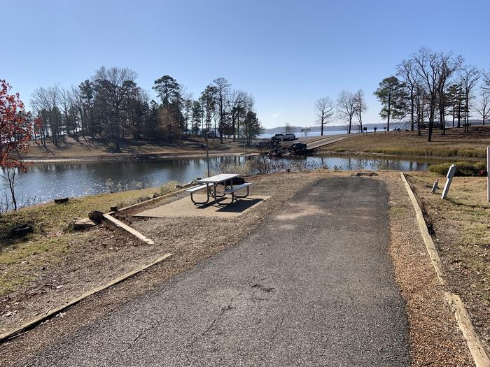 Campground Boat Ramp