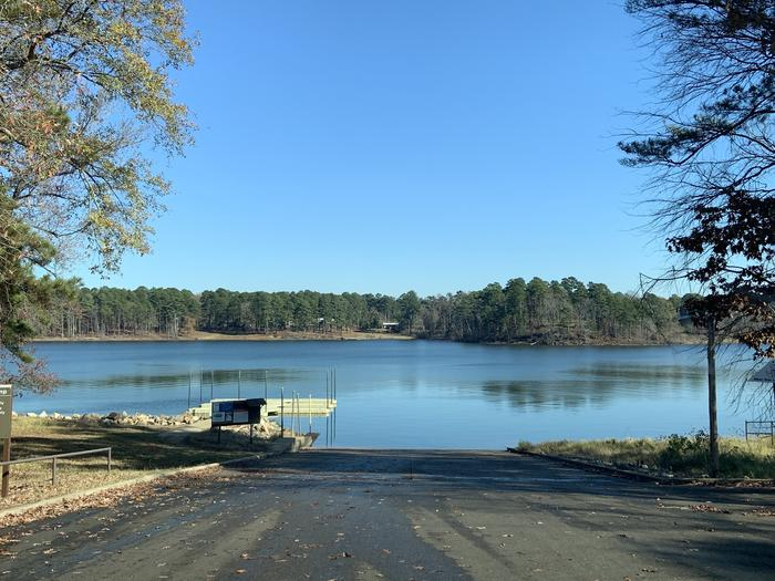 Day Use Boat Ramp