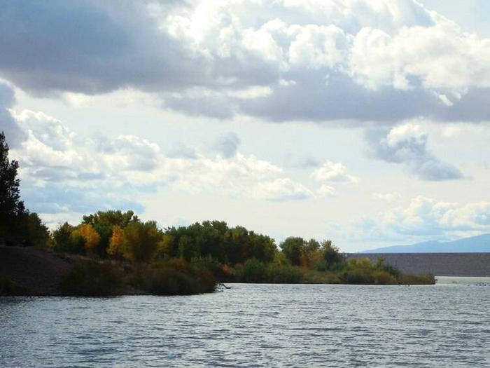 View of Cochiti Lake