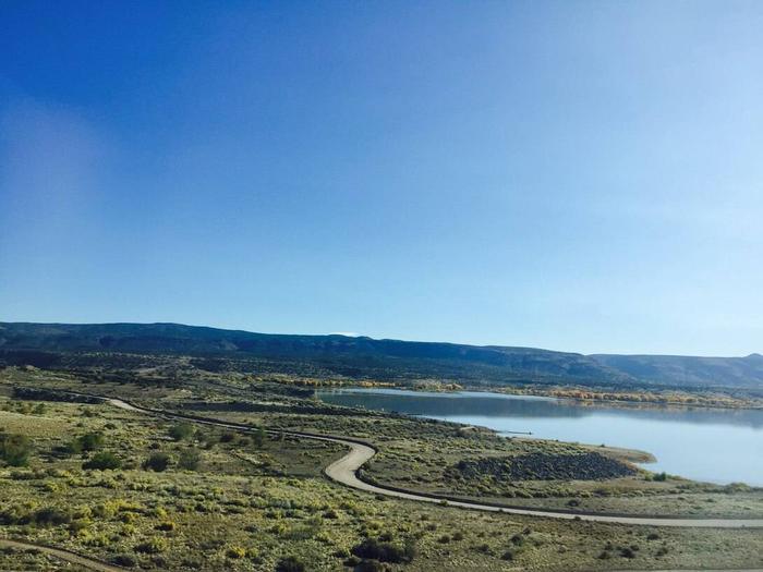 A View of Cochiti Lake