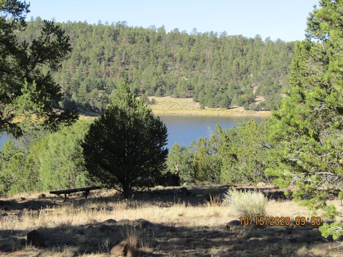 Access to Quemado LakeEasy access to Quemado Lake