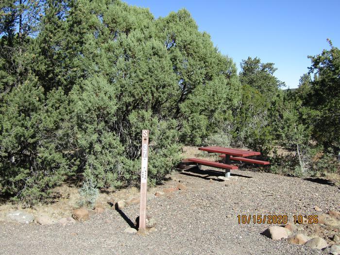 Campsite #37 Camping site #37