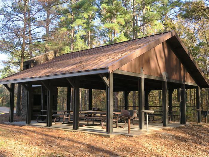 Pavilion 613Water Valley Landing Picnic Shelter 613