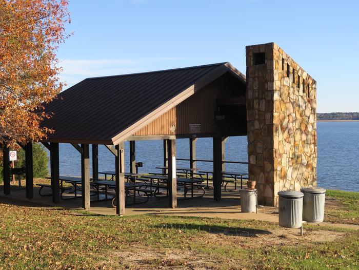 Pavilion 620McCurdy Point Picnic Shelter 620