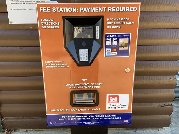 Fee Station