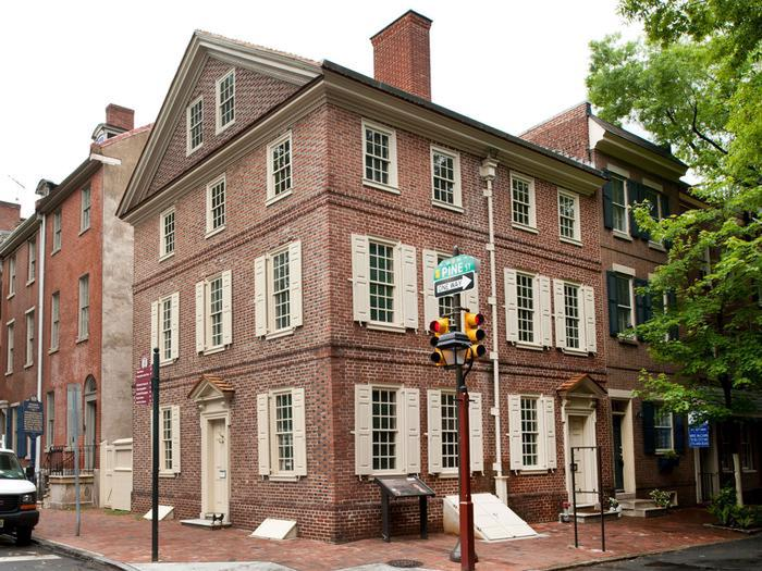 Kosciuszko House, exteriorThe Thaddeus Kosciuszko house is a national memorial to an international champion of human rights. Kosciuszko fought in the American Revolutionary War, as well as an uprising in his native Poland..