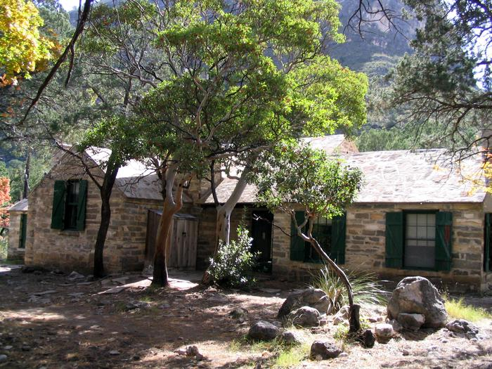 Pratt CabinPratt Cabin is nestled in McKittrick Canyon with abundant trees and