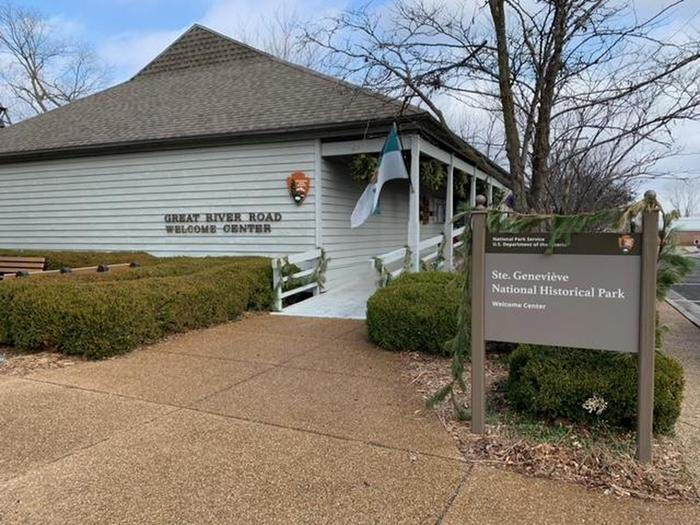 Ste. Geneviève National Historical Park Visitor Center