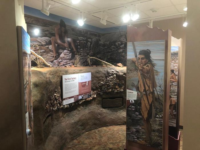 Visitor Center Exhibits