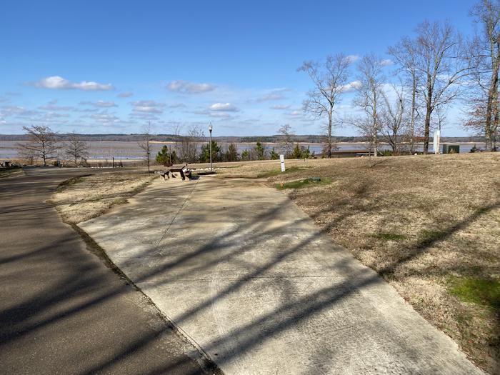 Water Valley Landing Site 18