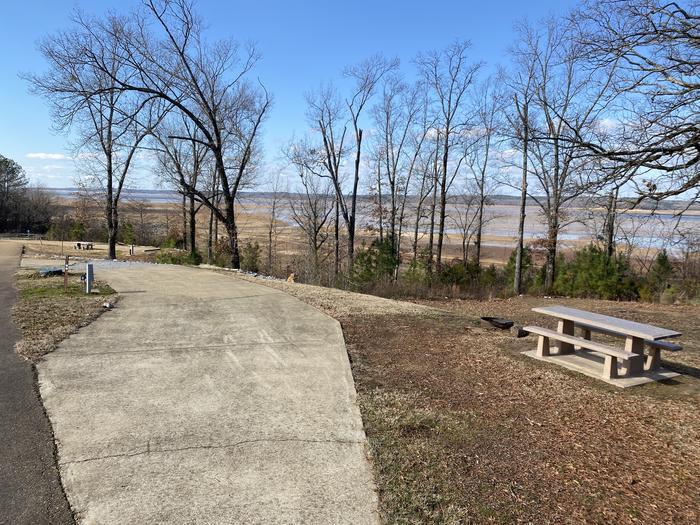 Water Valley Landing Site 13
