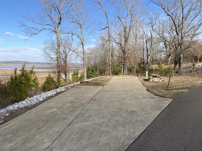 Water Valley Landing Site 16