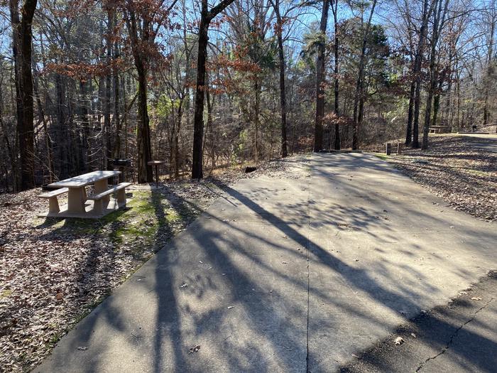 Wallace Creek Site 76