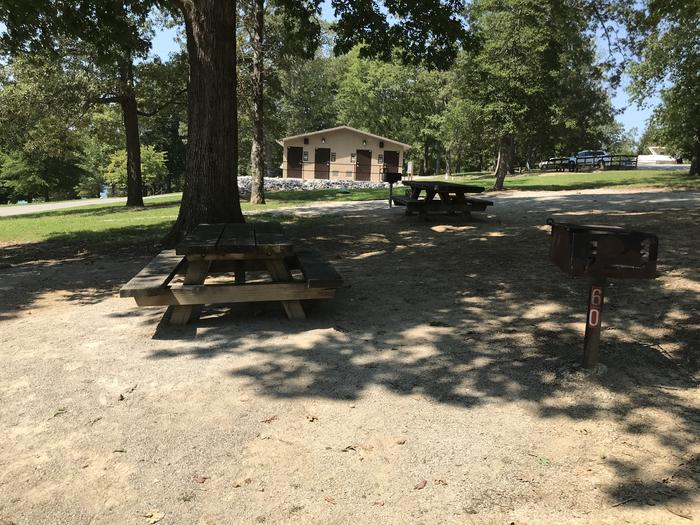 WILLOW GROVE CAMPGROUND SITE #60