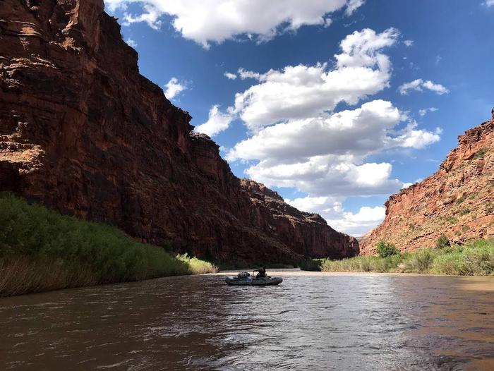 Preview photo of Dolores River Permits (Gateway, CO to Dewey Bridge, UT)