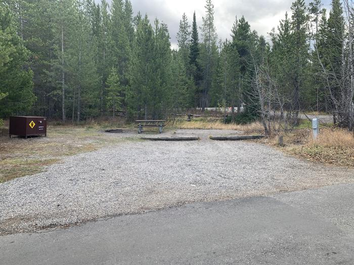 Campsite #2Parking Pad