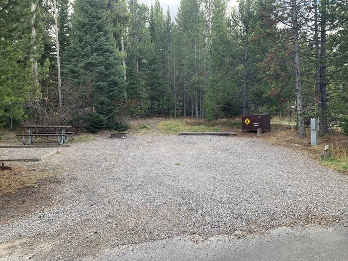 Campsite #3Parking Pad