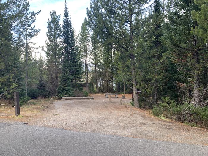 Campsite #5Parking Pad