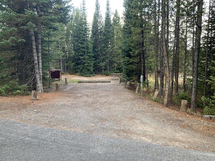 Campsite #6Parking Pad