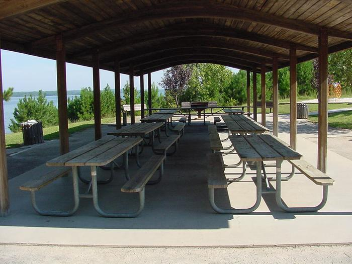Eagleview Group Shelter