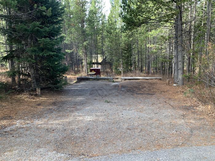Campsite #21Parking Pad