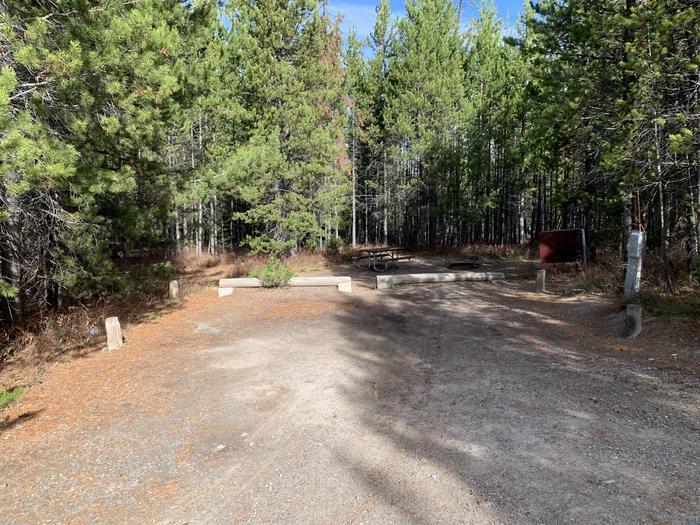 Campsite #22Parking Pad