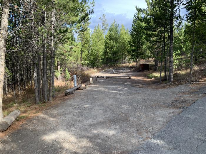 Campsite #26Parking Pad