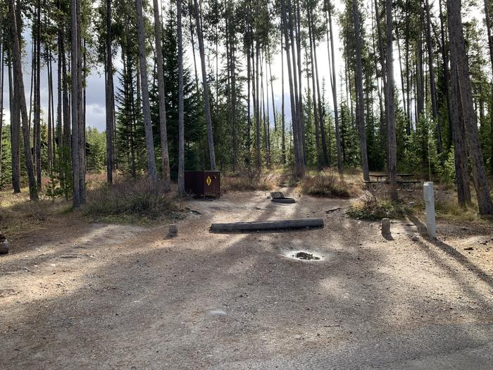 Campsite #29Parking Pad