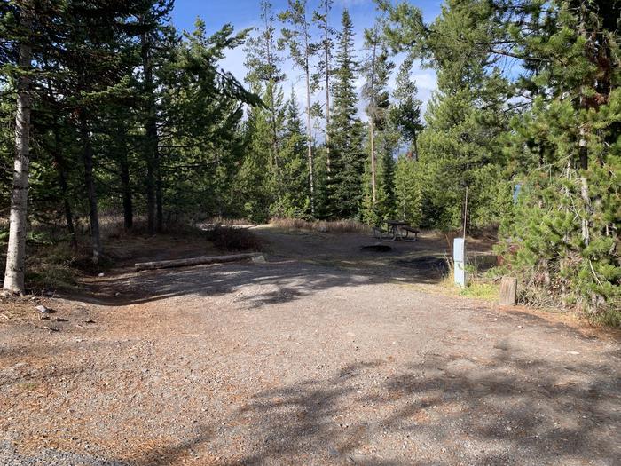 Campsite #33Parking Pad