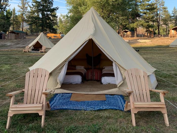 UPPR - 045 Glamping Tent
