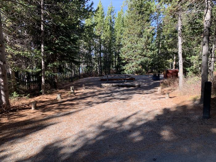 Campsite #44Parking Pad