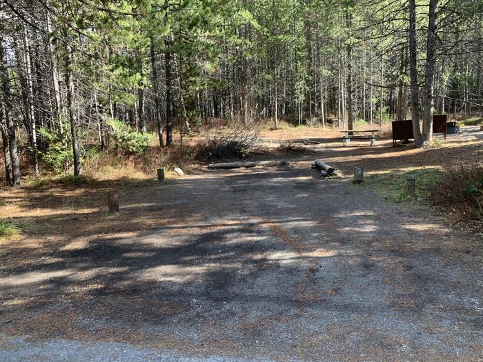 Campsite #45Parking Pad