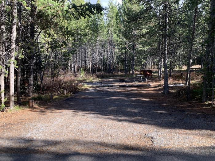 Campsite #47Parking Pad