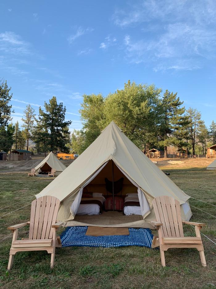 LOWR - 017 Glamping Tent