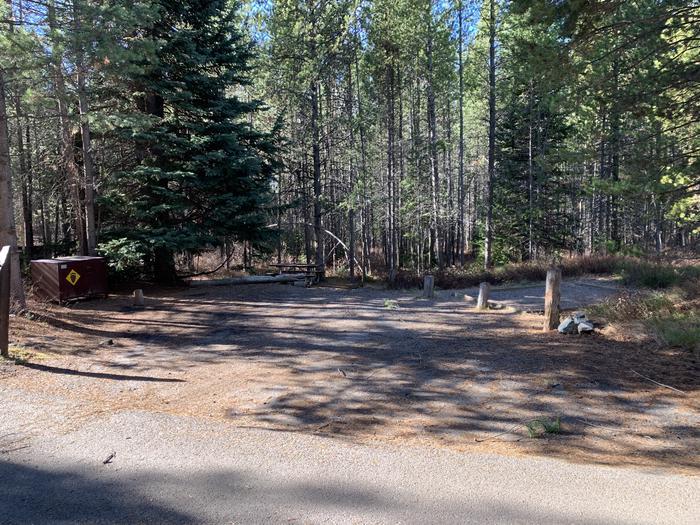 Campsite #59Parking Pad