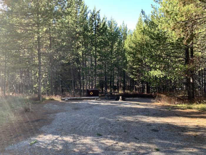 Campsite #61Parking Pad